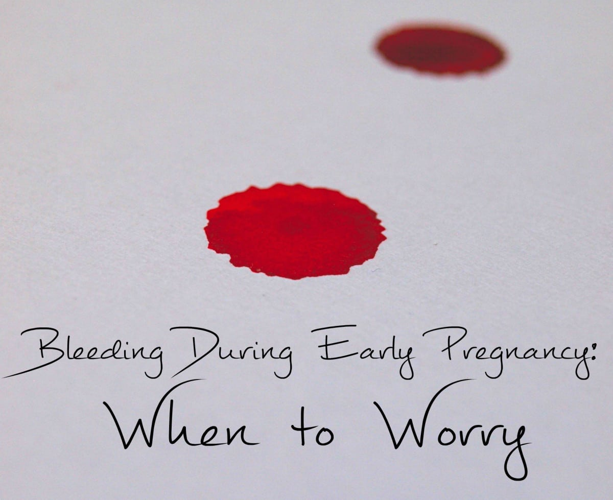 You are currently viewing How Much Bleeding During Pregnancy is Normal